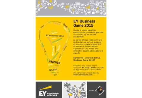 EY Business Game 2015 – Per Laureandi e laureati