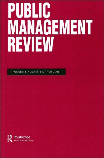 Implementing Collaborative Governance: A Special Issue of Public Management Review